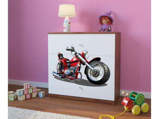 Otroški predalnik Motor